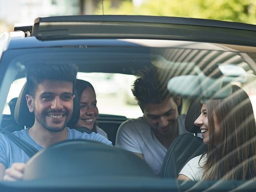 Advice for critical workers who want to car share during the coronavirus restrictions