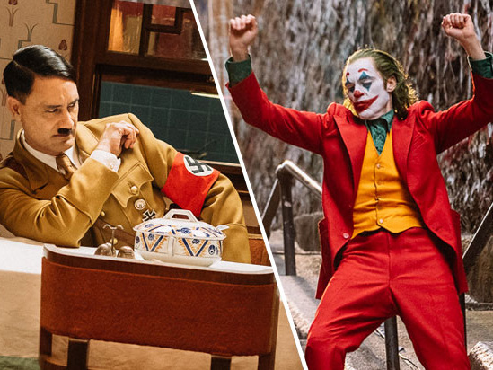 The Oscar Race After the Festivals Has Hitler and the Joker, But No Front-Runner