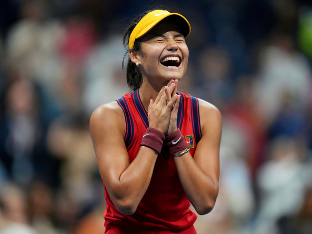 Who is Emma Raducanu, where is US Open finalist from and what is Brit ace's current world ranking?