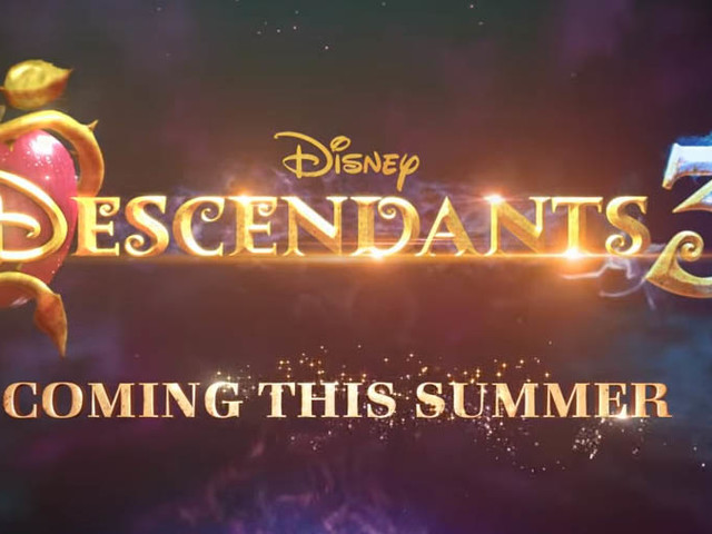 Disney Channel's Descendants 3 Teaser Trailer Released