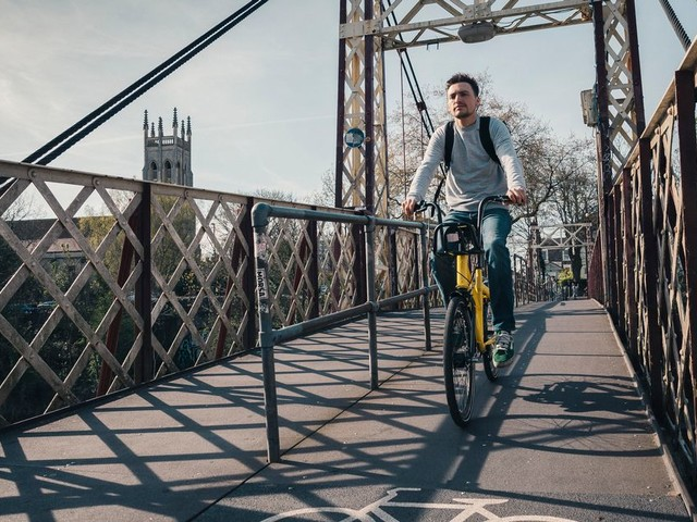 Yobikes in Bristol: Everything you need to know including how to get a free ride
