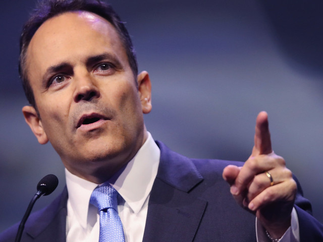 Kentucky's Hedge Funder Governor Keeps State Money In Secretive Hedge Funds