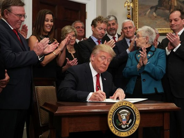 Today in Conservative Media: Is Trump's ACA Executive Order Too Obamaesque?