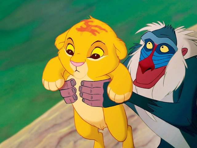 'The Lion King' We All Know and Love Was Almost a Very Different Movie