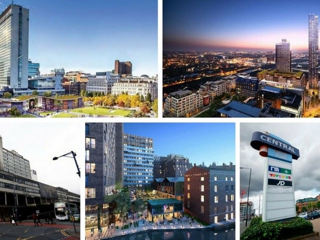 What next for Manchester city centre? A look at some of the biggest plans in the pipeline