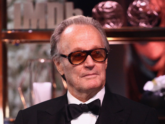 """Hollywood Remembers Peter Fonda: """"Raise a Glass to Freedom"""""""