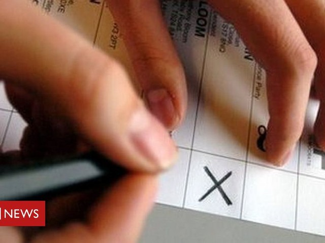 Local elections postponed in three English counties