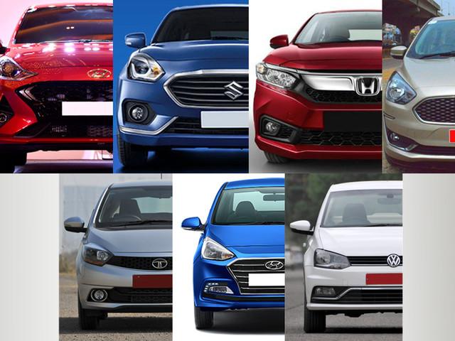 Hyundai Aura vs rivals: Specifications comparison