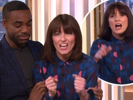 Davina McCall is slammed by This Morning viewers