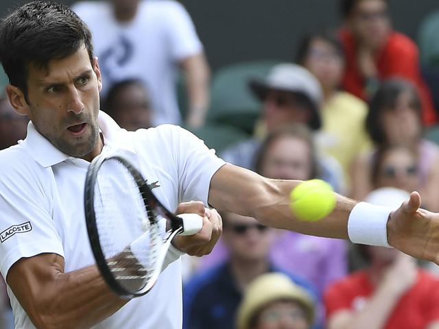 Djokovic vows to rediscover his winning habit