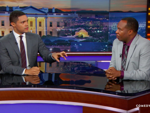 The Daily Show Thinks Conservatives Need Their Own ESPNso They Don't Have to Hear Opinions They Disagree With