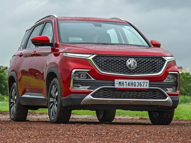 MG Hector sales cross 3,500 units in two months