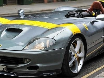 1990s Ferrari Monza SP1 Rendered, Looks Like a Beauty