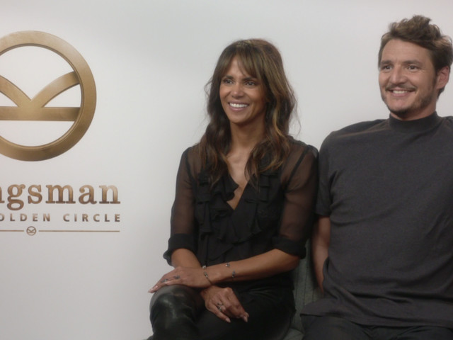 'Kingsman: The Golden Circle': Halle Berry and Pedro Pascal on the Benefits of Auditioning