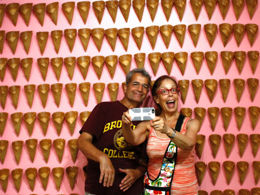 With $40 million in funding and a $200 million valuation, will the only museums be Museums of Ice Cream?
