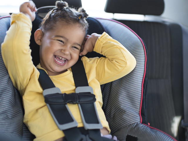 Parents Putting Their Kids At Risk By Failing To Correctly Fit Child Car Seats, Study Finds