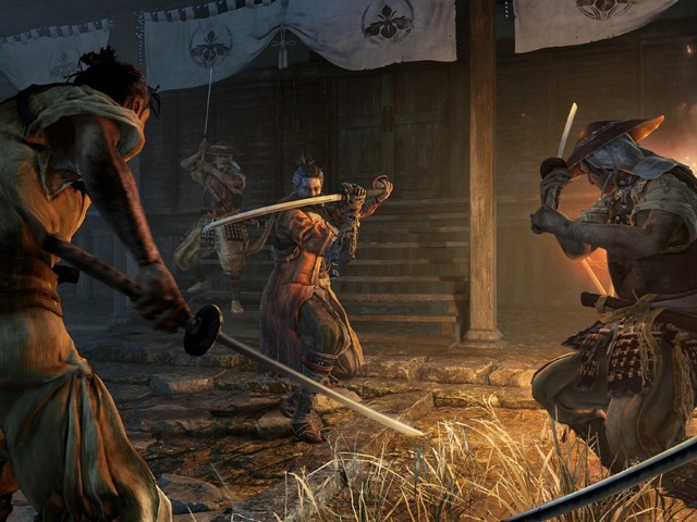 Sekiro: Shadows Die Twice sneakily launches in the dead of night