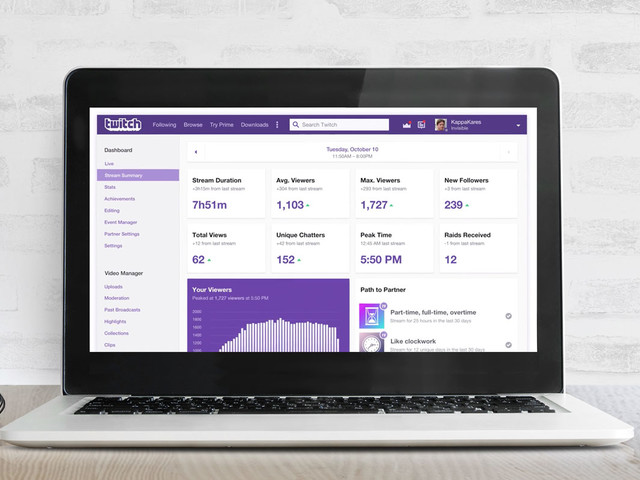 Twitch unveils a suite of new tools to help creators grow their channels and make money