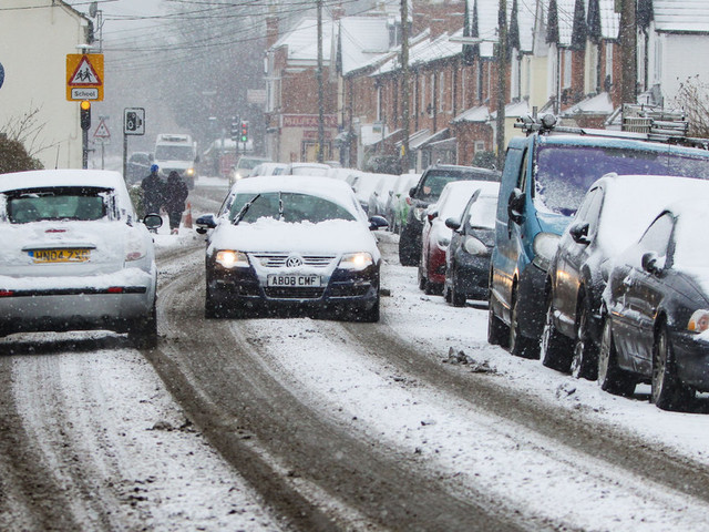 UK Weather: Ice Weather Warnings Are Latest Threat As Temperatures Begin To Rise