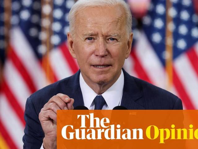 The Guardian view on the US infrastructure plan: Joe Biden's bold bet | Editorial
