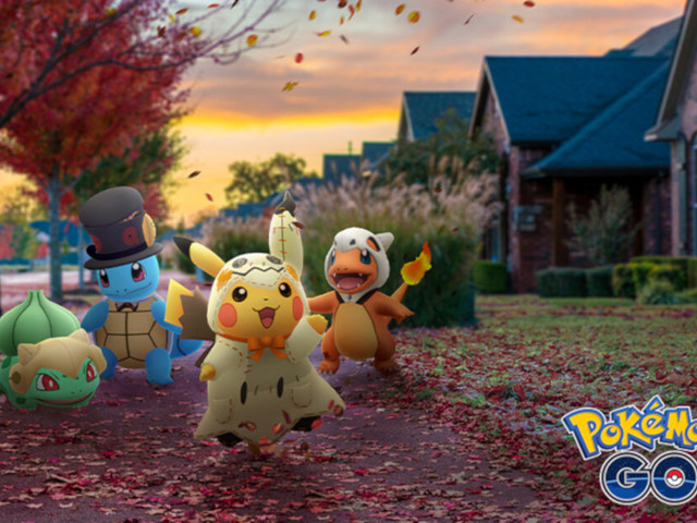 Pokemon GO Halloween event kicks off on October 17