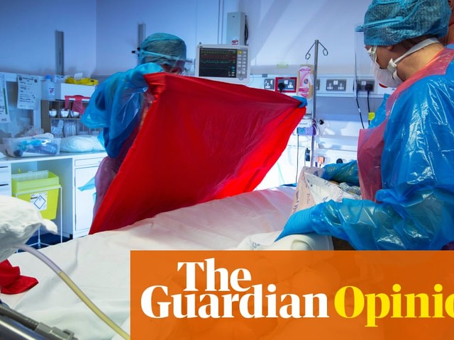 'People dying in the ICU is not new, but dying without family and friends around them is very unusual'