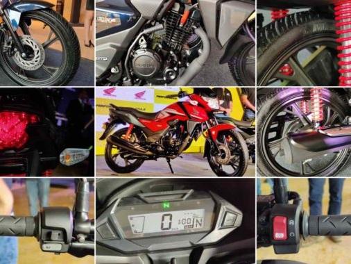 Honda SP 125 BS-VI: Top-5 Highlights