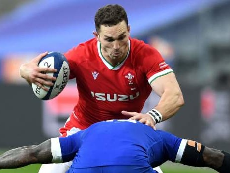 George North: Wales back signs new dual contract with Ospreys and Welsh Rugby Union