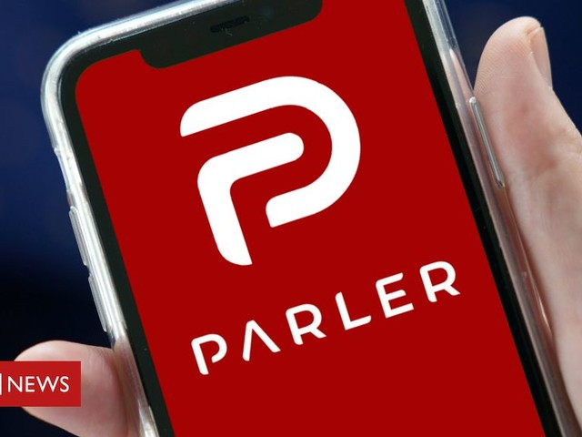 Google suspends 'free speech' app Parler