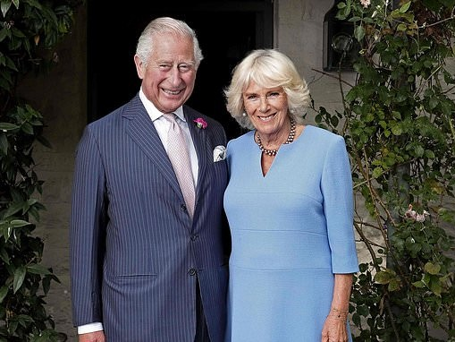 Camilla Duchess of Cornwall's family tree shows she is related to many celebrities