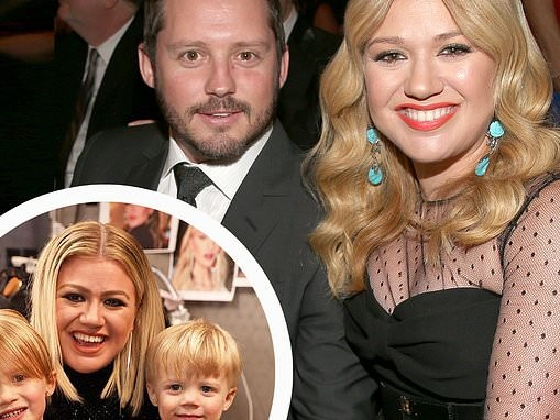 Kelly Clarkson is awarded primary physical custody of her kids in Brandon Blackstock divorce