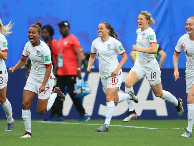 'We don't fear you': Nikita Parris and England are ready for World Cup holders USA