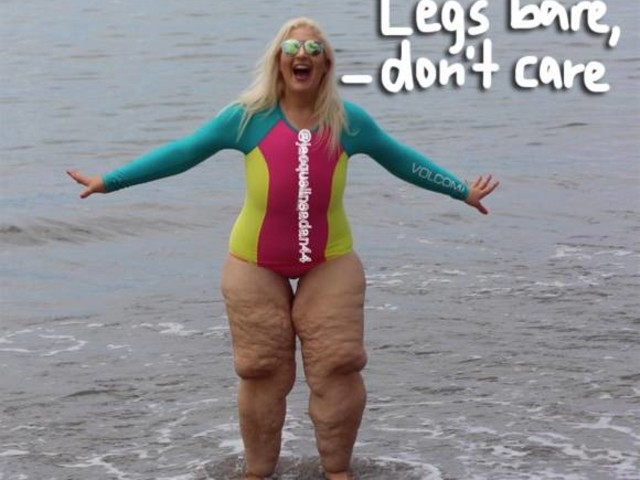 Woman Who Lost 350 Pounds Faces Her Worst Fear Of Being Body Shamed While On Vacation — And It Actually Helped Her!