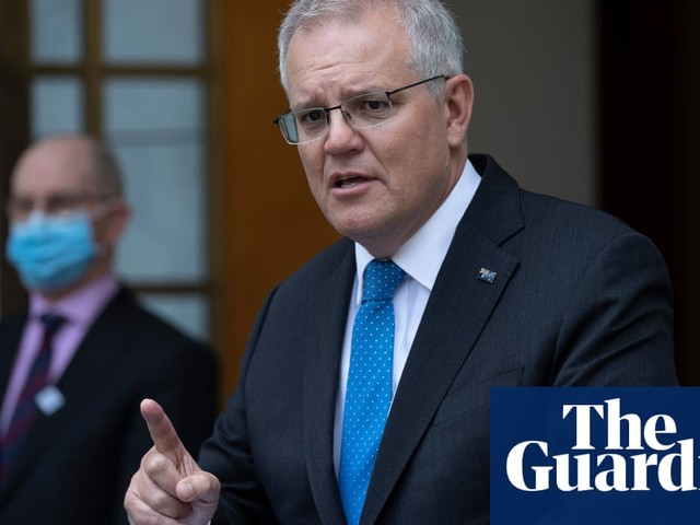 Scott Morrison rejects Barnaby Joyce's claim Nationals secured methane exclusion from net zero target