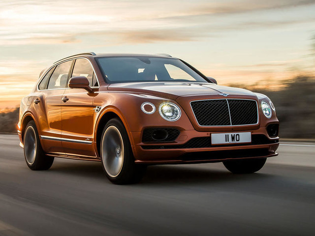 Bentley chief eyes record recovery