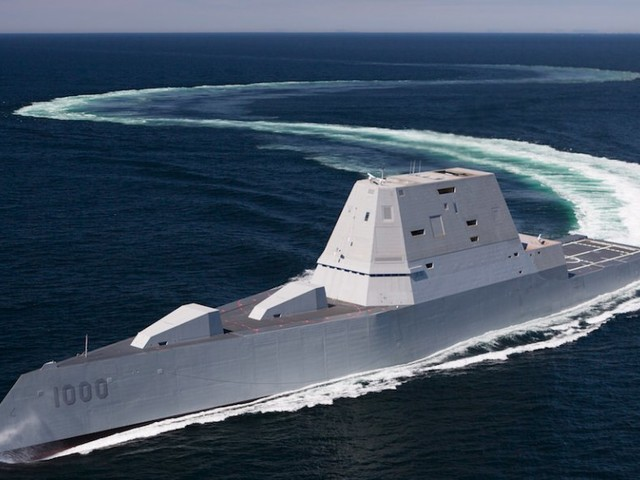 The Navy's stealth destroyers are getting new missiles that will turn them into long range ship killers