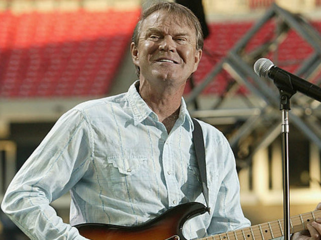 Glen Campbell: Five things you didn't know about the Rhinestone Cowboy