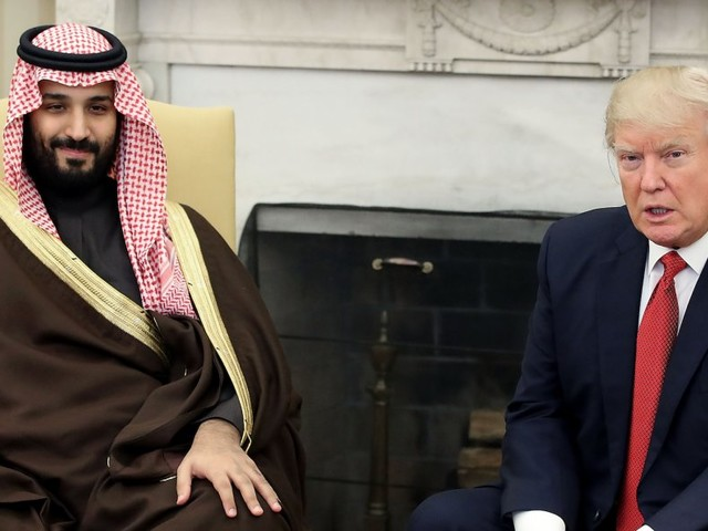 'POTUS sided with a brutal dictator over CIA? Shocking': Trump widely bashed for siding with Saudi Arabia over Jamal Khashoggi's killing