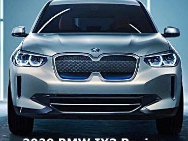 2020 BMW IX3 Review