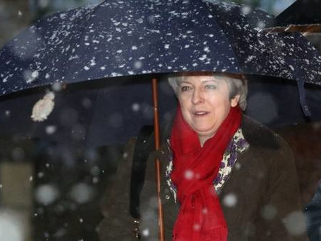 PM remains positive about Brexit deal as Irish issue warning over commitments