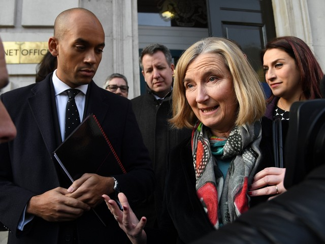 Sarah Wollaston joins Lib Dems after defecting from Conservatives to Change UK