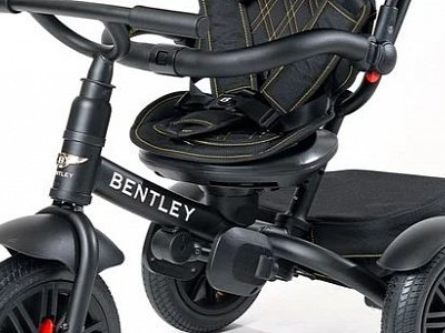 Start 'Em Young With the 6-in-1 Centennial Bentley Stroller Trike