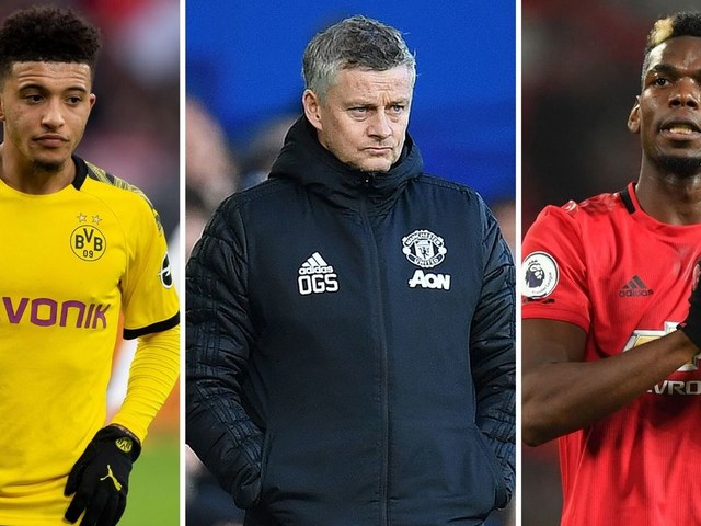 Manchester United news and transfers LIVE Pogba and Tuanzebe injury update plus Sancho latest