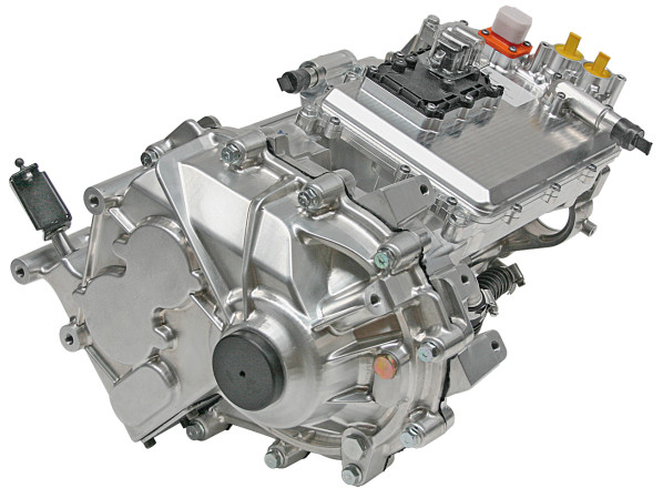 Continental to begin series production of new integrated electric axle drive this year