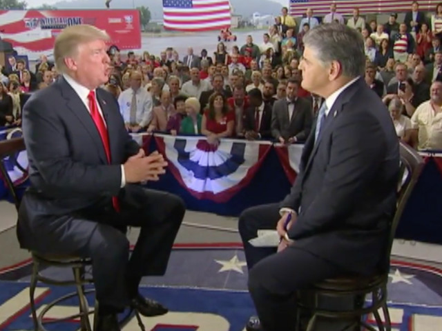 5 Times Donald Trump Showed Mind-Boggling Ignorance During His Sean Hannity Interview