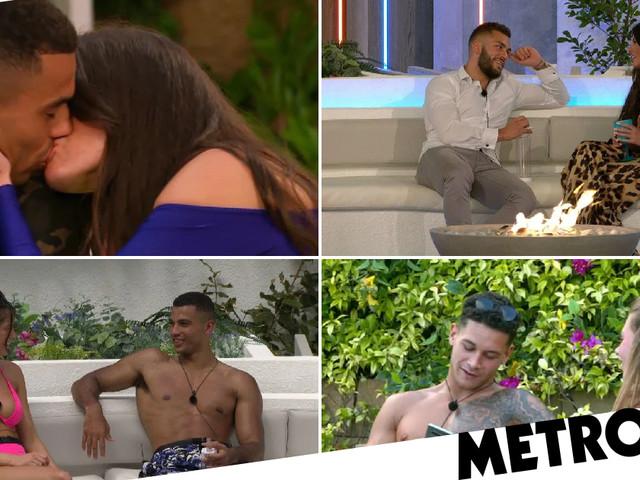 Love Island recap: Rebecca makes her choice as two bombshell boys prepare to enter the villa