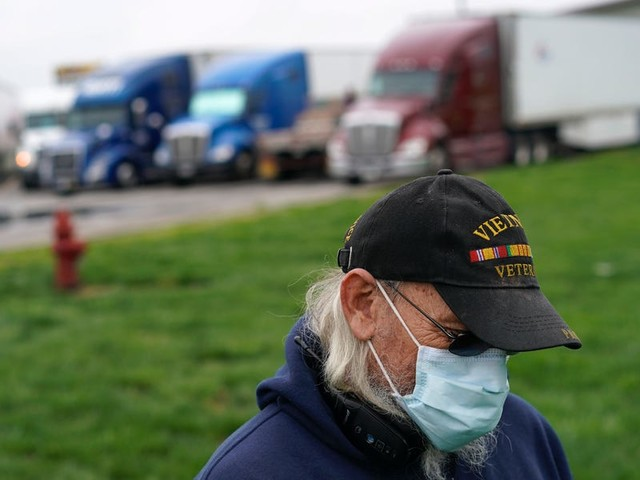 Trucking has been in a recession since late 2018 — and the coronavirus is just the latest slam on some of America's most vulnerable workers