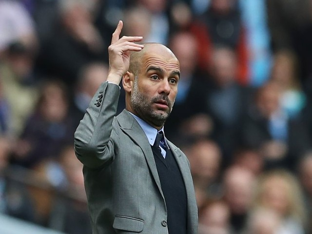 Guardiola reveals the type of player Man City need to challenge Real Madrid and Barcelona