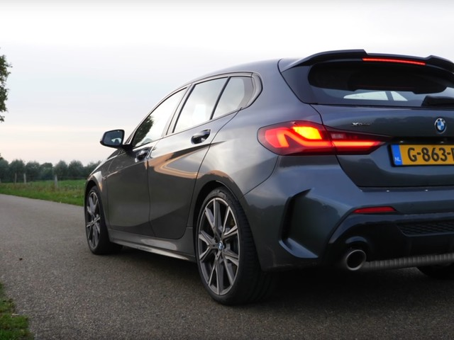 Video: BMW M135i xDrive vs Mercedes-AMG A35 Acceleration Test