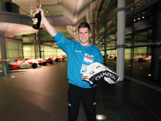 McLaren has found the World's Fastest Gamer